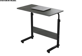 Adjustable Laptop Computer Standing Desk in Black