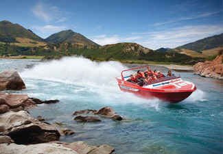 Jet Boat Experience for an Adult - Child Pass Available