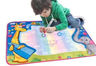 Kids Magic Water Canvas