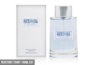 Kenneth Cole Reaction T-Shirt 100ml Eau de Toilette