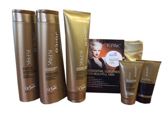 $59.95 for a Joico Gold Clutch Haircare Pack with Free Shipping