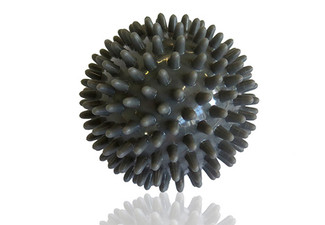 One 7cm Massage Rehab Ball - Option for a 9cm Ball or Both Balls