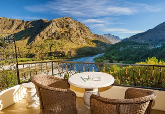 4.5-Star, Two-Night, Luxury Boutique Queenstown Stay for Two in a Garden View Room incl. Day Spa Access with Voucher to Spend on Treatments, Continental Breakfast, Food & Beverage Voucher, Late Checkout, & More - Options for Three Nights