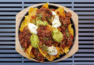 All-You-Can-Eat Nachos for One Person at North Park Eatery - Options for up to Ten People