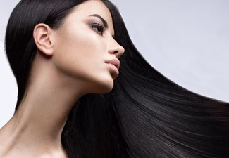 Keratin Smoothing Treatment & Take Home Argan Oil (Formaldehyde-Free Solution Available) - Option for Two Treatments