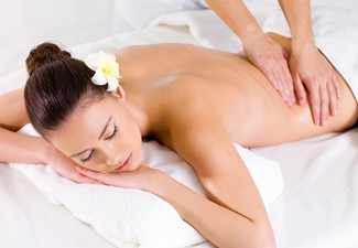 100-Minute Massage & Foot Massage Package incl. $20 Return Voucher - Option to incl. Facial