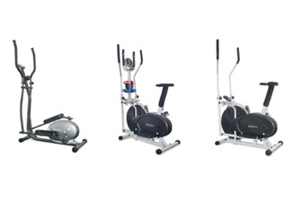 Elliptical Trainer Range - Three Options Available