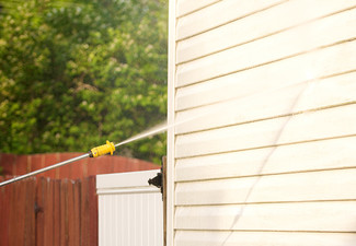 Up to 64% off Full Exterior House Washing (value up to $500)