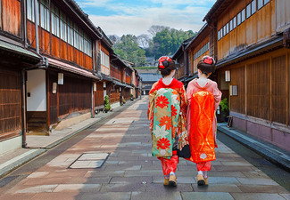 Per-Person Twin-Share 14-Day Timeless Japan Tour incl. International Flights, Accommodation, Admission & Sightseeing Fees, English Speaking Guide & More - Option for a Solo Traveller Available