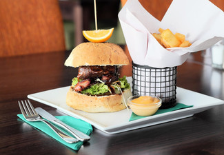 $40 Lunch or Dinner Voucher for Two People - Options for up to Six People