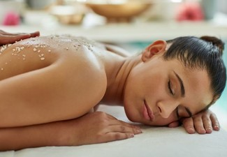 60-Minute Full-Body Massage - Option for Hot Stone Massage & to incl. Cupping