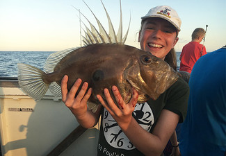 Weekday Special - Full Day, Half Day or Evening Reef Fishing Trip Available - Options for a Child, Family Pass & Group of up to 20 People on a Private Charter Available