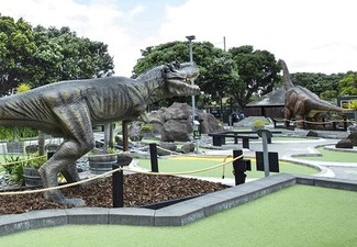 Round of Mini Golf for One-Person - Options for up to Six People