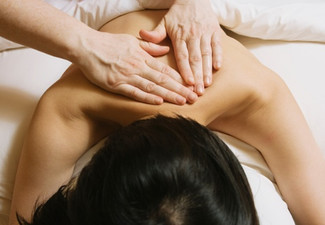 One Hour Full Body Chinese Massage for One Person - Options for Two Massages for One, for Two People, or 90-Minute Foot Reflexology & Neck Massage