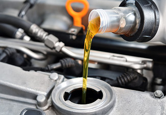 Oil & Filter Change incl. a WOF Package for a Standard Four-Cylinder Vehicle