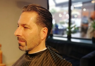 Men's Wash, Cut & Style