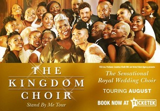 The Kingdom Choir - Stand By Me Tour at Vodafone Events Centre, Auckland - 10th August 2019 - Options for Gold and Silver Tickets Available (Booking & Service Fees Apply)