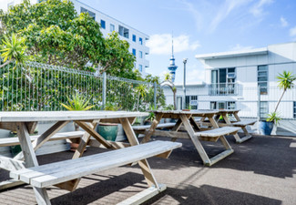 Two-Night Stay for Two-People in a Private Room at YHA Auckland City - Options for Private Ensuite Room or Family Room