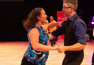 Five Social Dance Classes for One Person - Valid for Monday - Thursday Classes & for Two or Four People