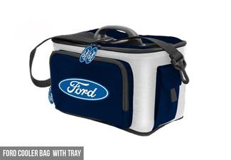 $40 for an Official Licensed Bundaberg, Ford, Holden or Jack Daniels Cooler Bag – Five Options Available