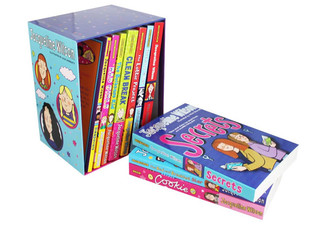 Jacqueline Wilson 10-Book Slipcase Set