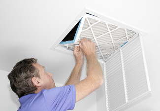 Single Ventilation System Filter Replacement & Service - Suitable for Most Major Brands - Options for Two or Three Filter Replacements