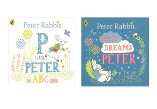 Peter Rabbit Two Board Book Set