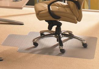 $29 for a PVC Carpet Protector Mat - 120 x 90cm