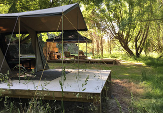 Glamping for Two Adults for Two Nights In Hastings - Option for Four People