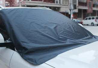 Magnetic Car Windshield Cover - Option for Two