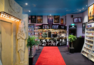 $55 Gift Voucher for Movies, Food & Drinks