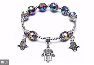 Hand of God Bracelet - Three Colours Available