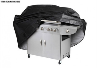 Outdoors BBQ Protector Cover - Two Sizes Available & Option for Two with Free Delivery