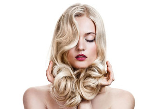 Half Head of Foils or Full Head of Colour incl. Luxury Conditioning Treatment, Trim, Blow Dry & $10 Beauty Voucher