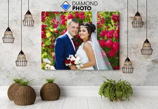 A3 Photo Canvas incl. Nationwide Delivery – Options for Two or Three