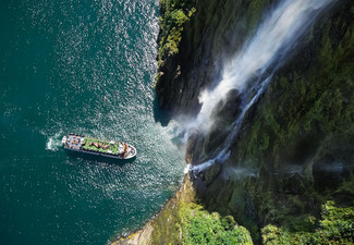 Two-Hour Morning Milford Sound Cruise - Options for Lunchtime or Afternoon Cruises & a Child Pass Available