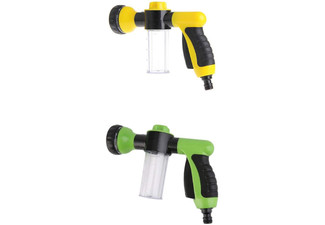 Hose Foam Gun - Two Colours Available & Option for Two