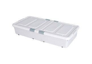 Big Plastic Storage Box