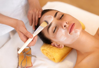Hydro Dermabrasion Facial & Keratin Eyelash Lift for One Person