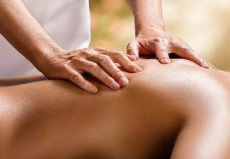 45-Minute Neck, Back & Shoulder Massage - Valid Tuesday to Saturday