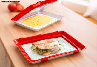 Preservation Tray - Option for Two with Free Delivery