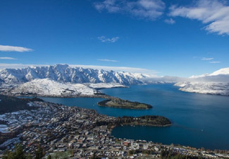 Two-Night Queenstown Stay for Two People in a King Studio