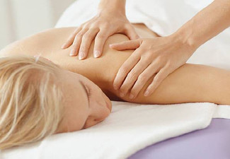 One Hour Full Body Relaxation Massage - Option for One Hour Deep Tissue Massage