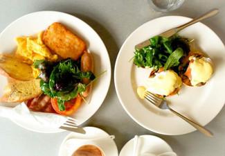 $25 for a $50 Cafe Food & Drink Voucher