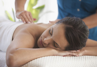 Relaxation Massage for One - Options for an AromaTouch, Hot Stone & Reiki, Hot Stone & Reiki,Deluxe Sacred Stone Massage or a Reiki Healing Session