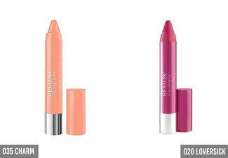 Two-Pack Revlon Colorburst Matte Balm - Option for Four-Pack Available