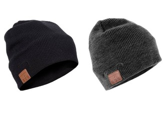 Bluetooth 4.2 Beanie - Two Colours Available