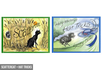 $19.99 for a Pack of Two Hardback Hairy Maclary Books (value $49.98)