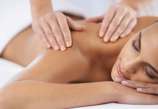 60-Minute Coconut Relaxation Massage including 15-Minute Back Scrub & Body Butter Treatment - Option for Two People