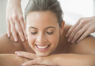 60-Minute Relaxation Massage for One Person